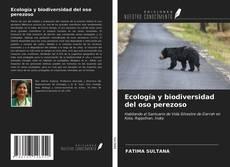 Portada del libro de Ecología y biodiversidad del oso perezoso