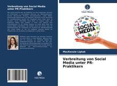 Verbreitung von Social Media unter PR-Praktikern的封面