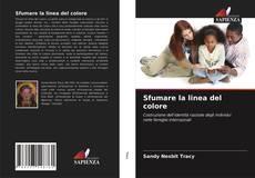 Portada del libro de Sfumare la linea del colore
