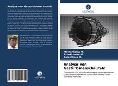 Couverture de Analyse von Gasturbinenschaufeln