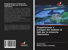 Couverture de Progettazione e sviluppo del modello di dati per la minaccia cibernetica