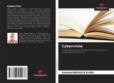 Bookcover of Cybercrime