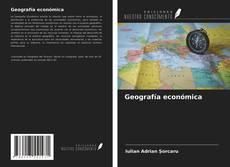 Обложка Geografía económica