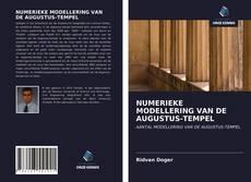 Couverture de NUMERIEKE MODELLERING VAN DE AUGUSTUS-TEMPEL