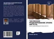 Bookcover of ЧИСЛЕННОЕ МОДЕЛИРОВАНИЕ ХРАМА АВГУСТА.