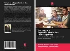 Natureza e Especificidade das Investigações kitap kapağı