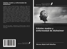 Capa do livro de Células madre y enfermedad de Alzheimer