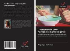 Couverture de Gastronomia jako narzędzie marketingowe