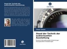 Bookcover of Stand der Technik der audiovisuellen Ausstattung