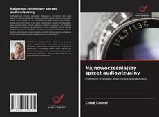 Bookcover of Najnowocześniejszy sprzęt audiowizualny