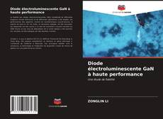 Buchcover von Diode électroluminescente GaN à haute performance