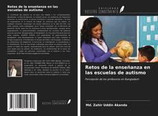 Couverture de Retos de la enseñanza en las escuelas de autismo