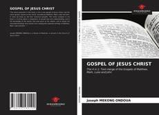 Couverture de GOSPEL OF JESUS CHRIST