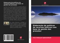 Copertina di Elaboração de políticas de recursos hídricos com base na gestão das pressões