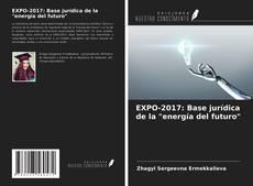 """Bookcover of EXPO-2017: Base jurídica de la """"energía del futuro"""""""