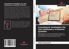 Investment strategies for non-stationary economic systems kitap kapağı