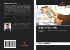 Portada del libro de Industry markets