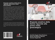 Bookcover of Risposta emotiva delle donne riguardo alla prima visita ginecologica