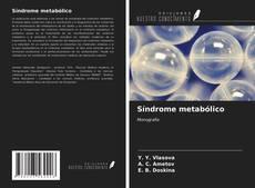 Portada del libro de Síndrome metabólico
