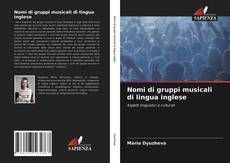 Nomi di gruppi musicali di lingua inglese的封面