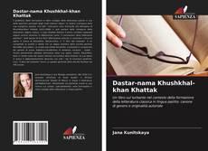 Bookcover of Dastar-nama Khushkhal-khan Khattak