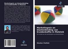 Capa do livro de Marketingmix en klantenbinding van kruidenkoffie in Maleisië