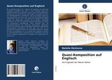 Обложка Quasi-Komposition auf Englisch