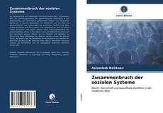 Buchcover von Zusammenbruch der sozialen Systeme
