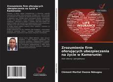 Bookcover of Zrozumienie firm oferujących ubezpieczenia na życie w Kamerunie: