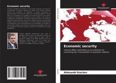 Portada del libro de Economic security