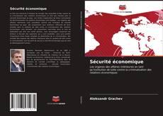 Couverture de Sécurité économique