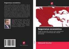 Bookcover of Segurança económica
