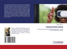 Copertina di INNOVATION EDEN