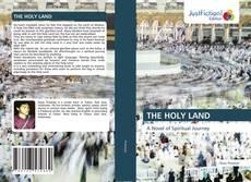 Couverture de THE HOLY LAND