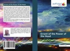 Errant of the Power of the Head的封面