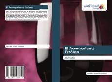 El Acompañante Erróneo kitap kapağı