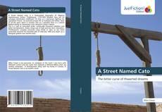 Capa do livro de A Street Named Cato