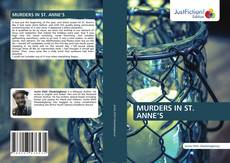 Bookcover of MURDERS IN ST. ANNE'S