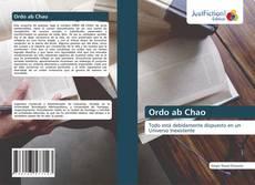 Capa do livro de Ordo ab Chao