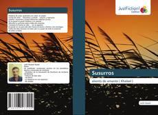 Capa do livro de Susurros