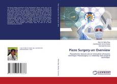 Bookcover of Piezo Surgery-an Overview
