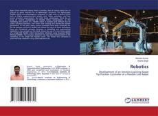 Capa do livro de Robotics