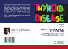Couverture de THYROID FUNCTION STATUS BY PAIRED TEST