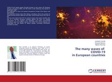 Couverture de The many waves of COVID-19 in European countries