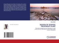 Bookcover of DESIGN OF SEWAGE TREATMENT PLANT