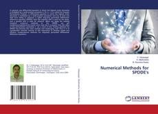 Couverture de Numerical Methods for SPDDE's
