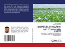 Portada del libro de HERITABILITY, CORRELATION AND D2 ANALYSIS IN LINSEED