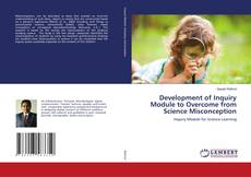 Bookcover of Development of Inquiry Module to Overcome from Science Misconception
