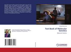 Bookcover of Text Book of Molecular Genetics