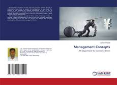 Bookcover of Management Concepts